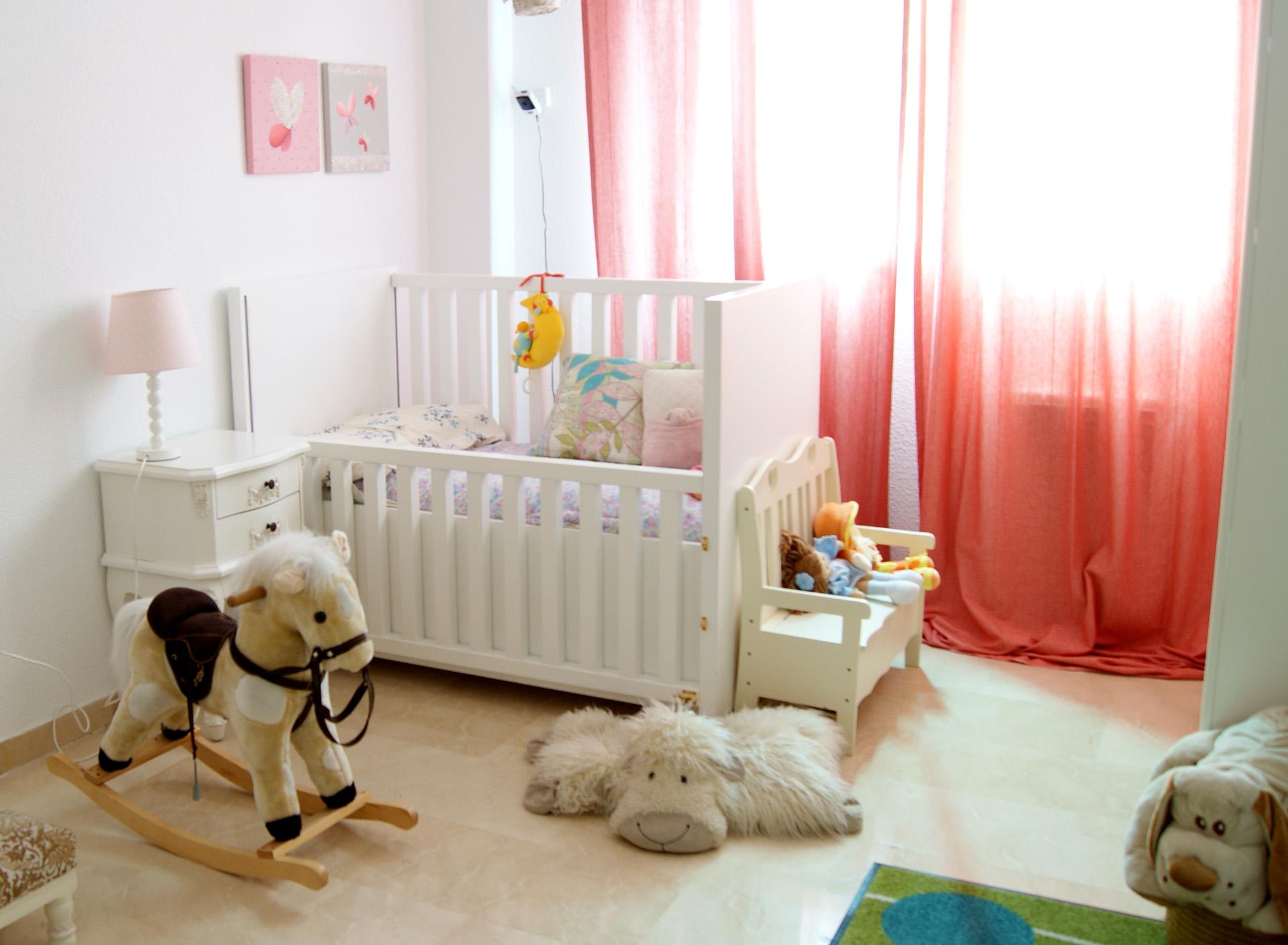 Vier simpele decoratietips voor je babykamer