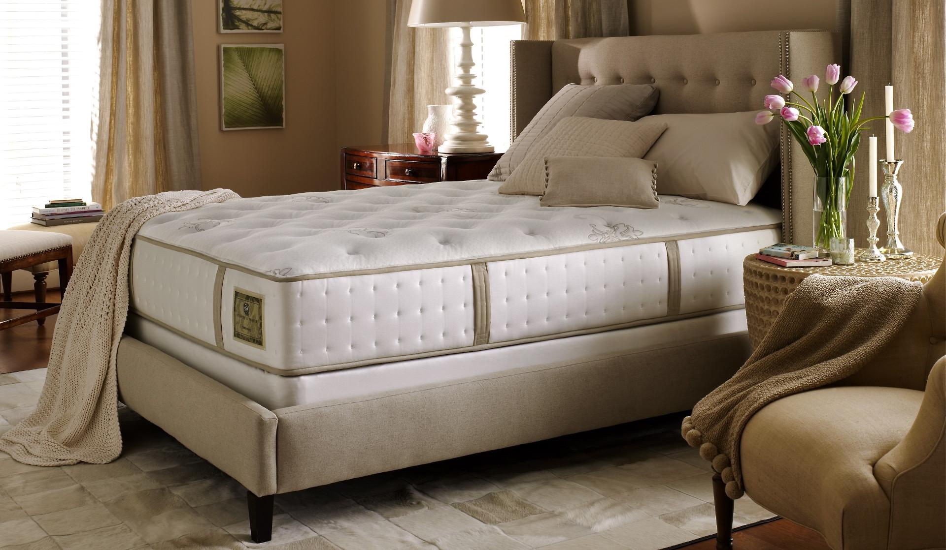 Uitgerust wakker worden met een goed matras