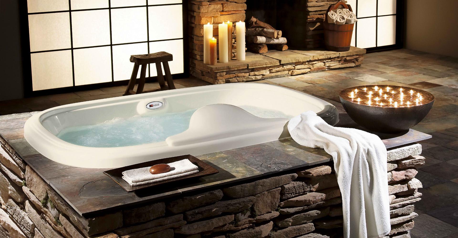 sfeer aanbrengen in je badkamer tips tricks sfeer en living