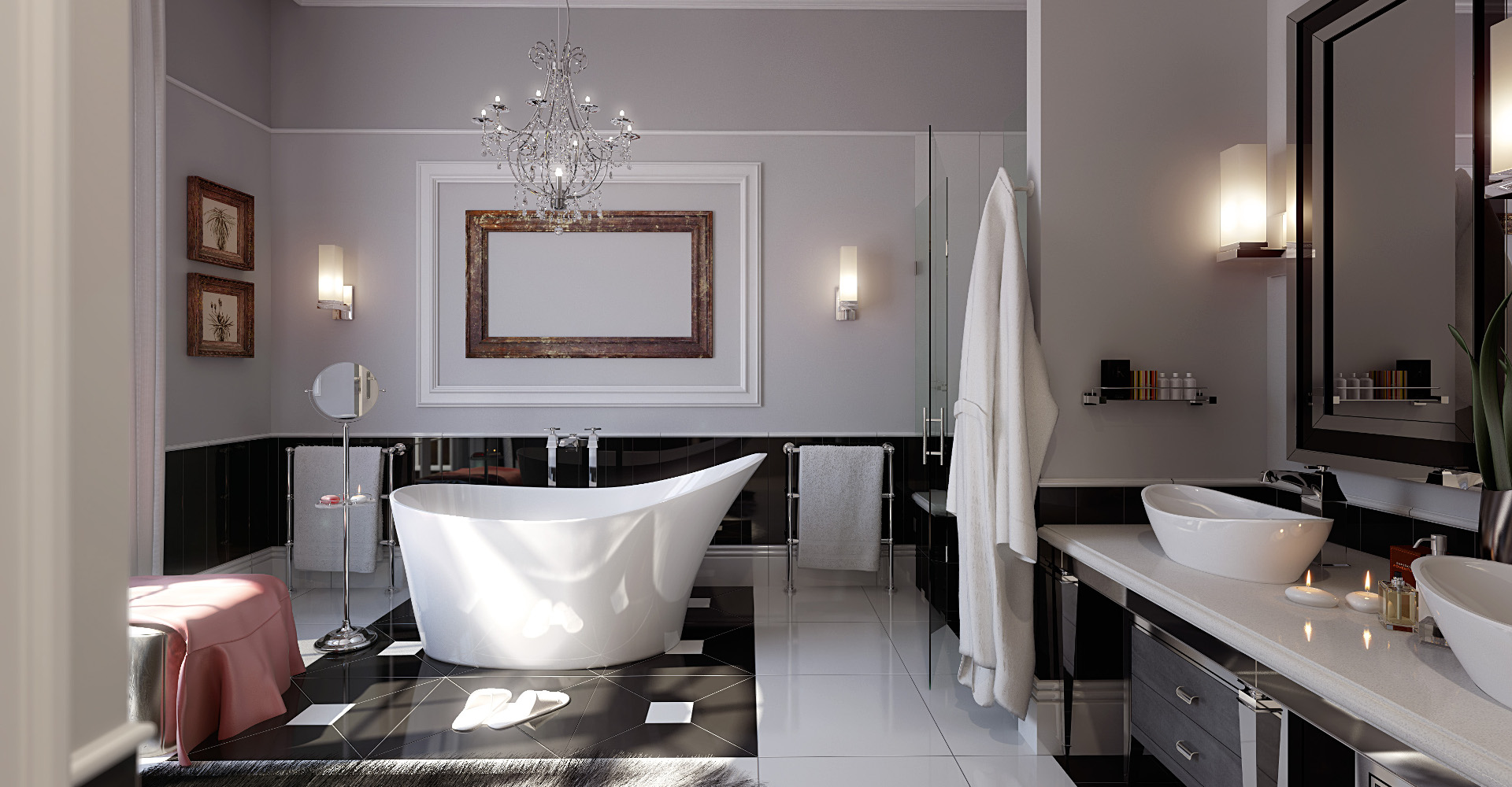 Welke stijl badkamer past bij jou?