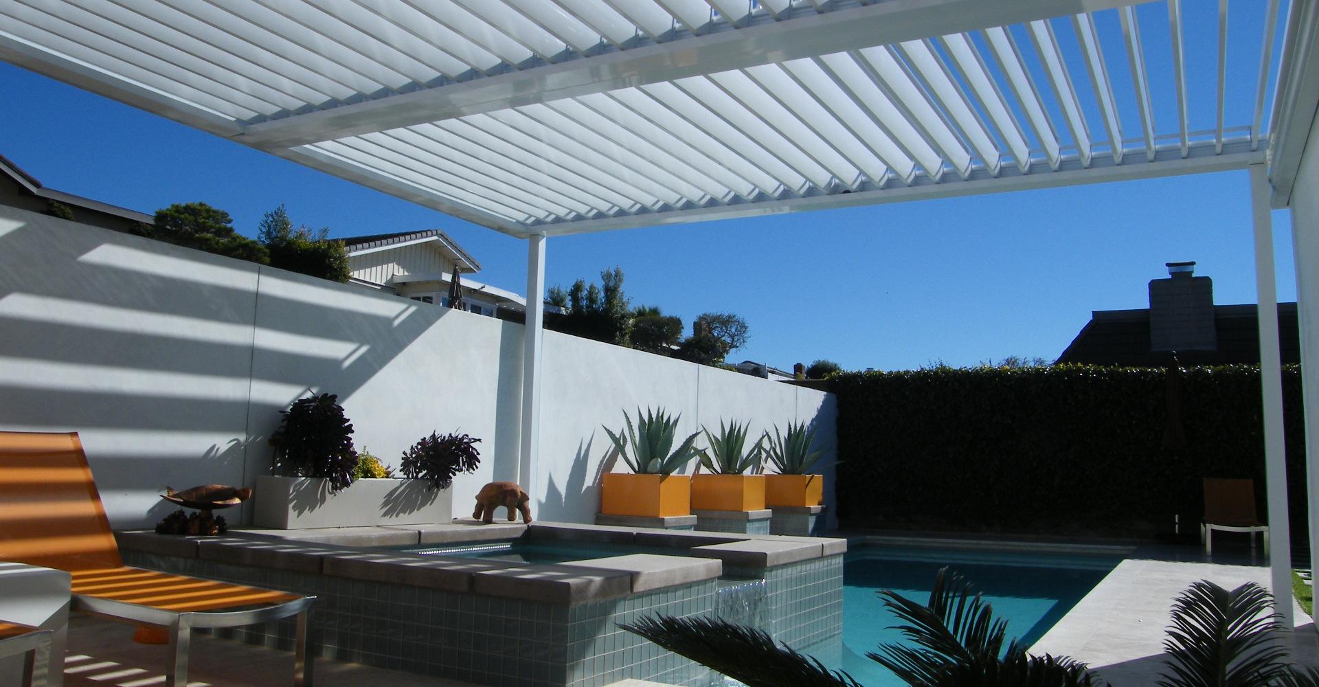 Geniet optimaal van je tuin met een terrasoverkapping