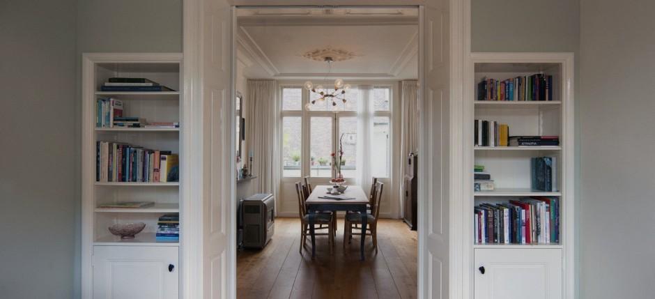 Jaren \'30 interieur - Sfeer en Living