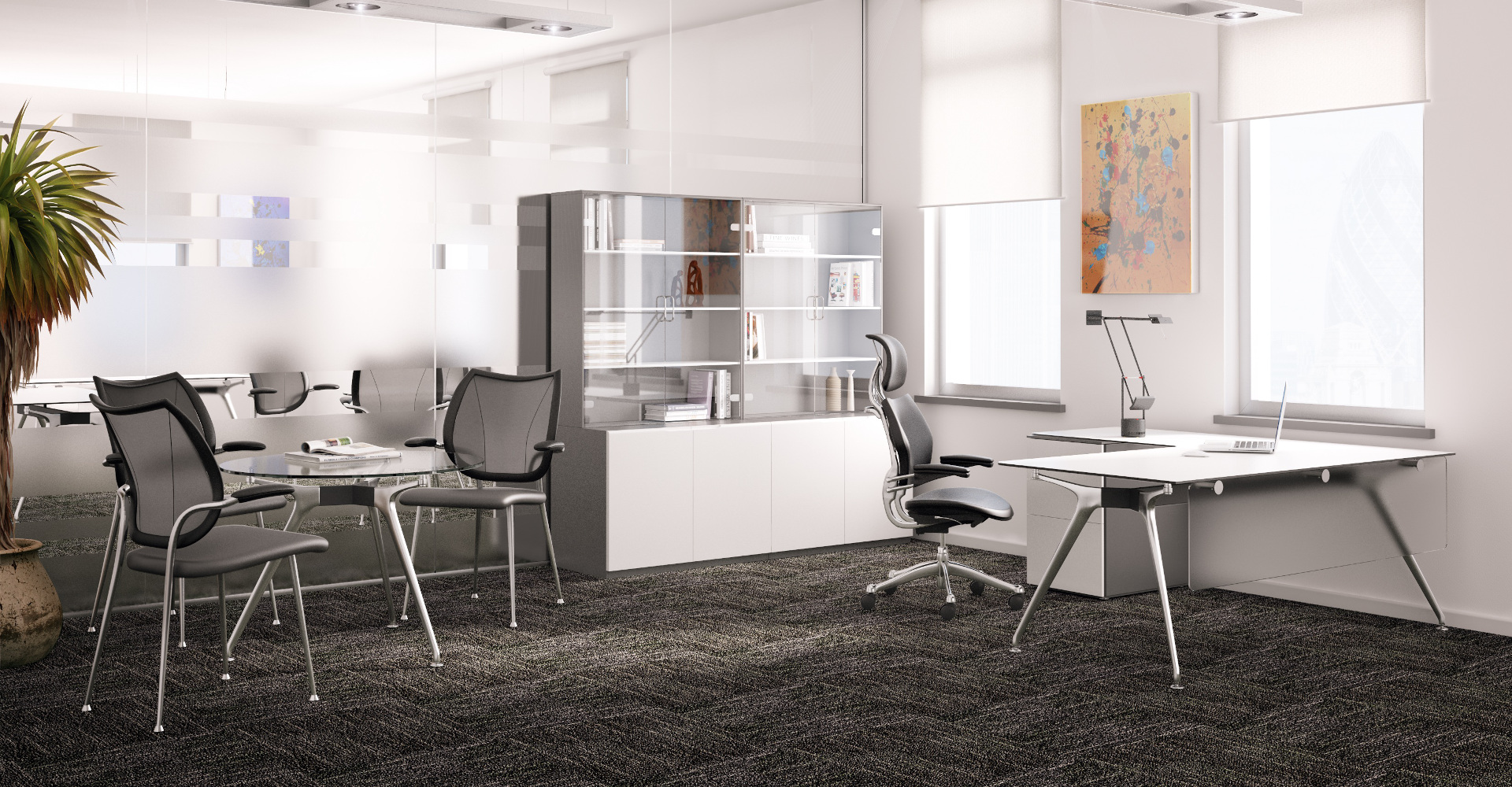 Klein kantoor inrichten slimme tips van interieur for Interieur stylisten