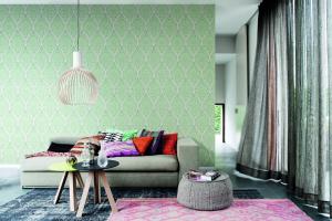Retro Behangpapier Slaapkamer : Terug in de tijd retro woonstijl sfeer en living