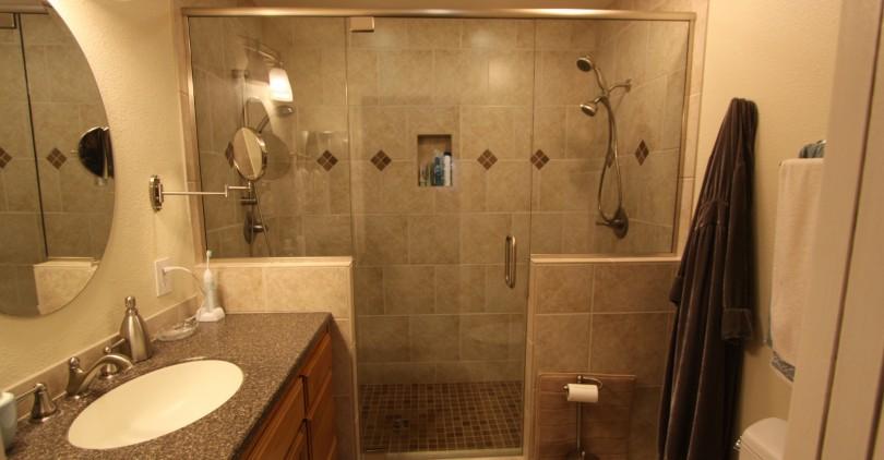 Een kleine badkamer indelen - Sfeer & Living