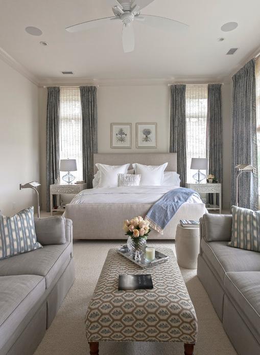 Slaapkamer trends 2016 sfeer en living - Trend schilderij slaapkamer ...