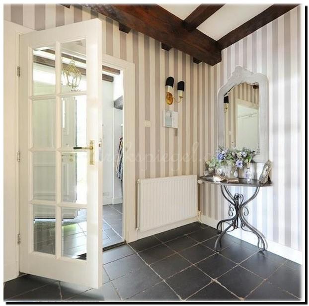 Grote witte spiegel als woonaccessoire tips idee n en for Interieur ideeen hal