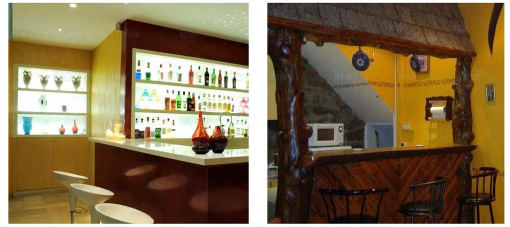 Een bar in huis doe het zelf sfeer en living - Huis bar ...