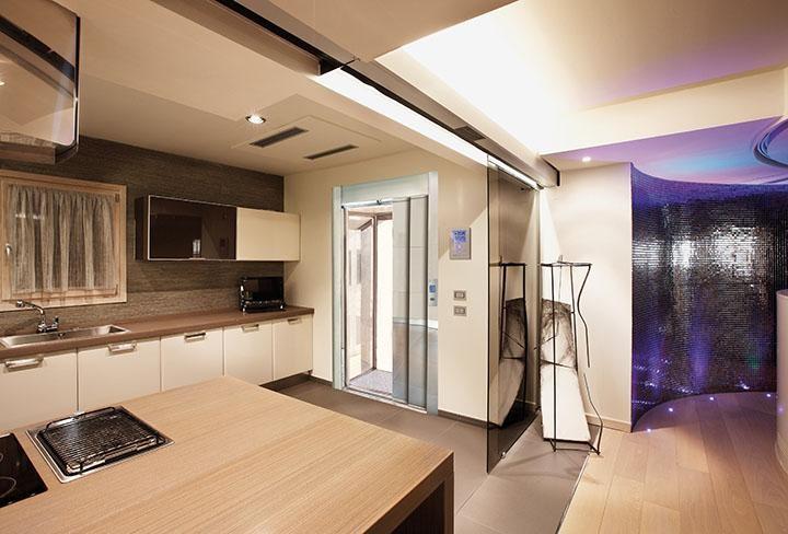 Lift In Huis : Lift op een mooie manier in huis verwerken sfeer en living