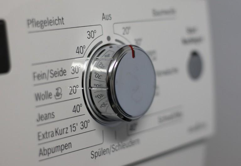 Informatiebronnen bij het kopen van een wasmachine