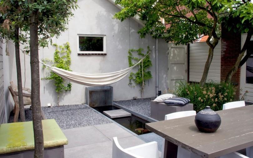 Een nieuwe tuin ontwerpen sfeer en living - Ontwerp zwembad meubels ...