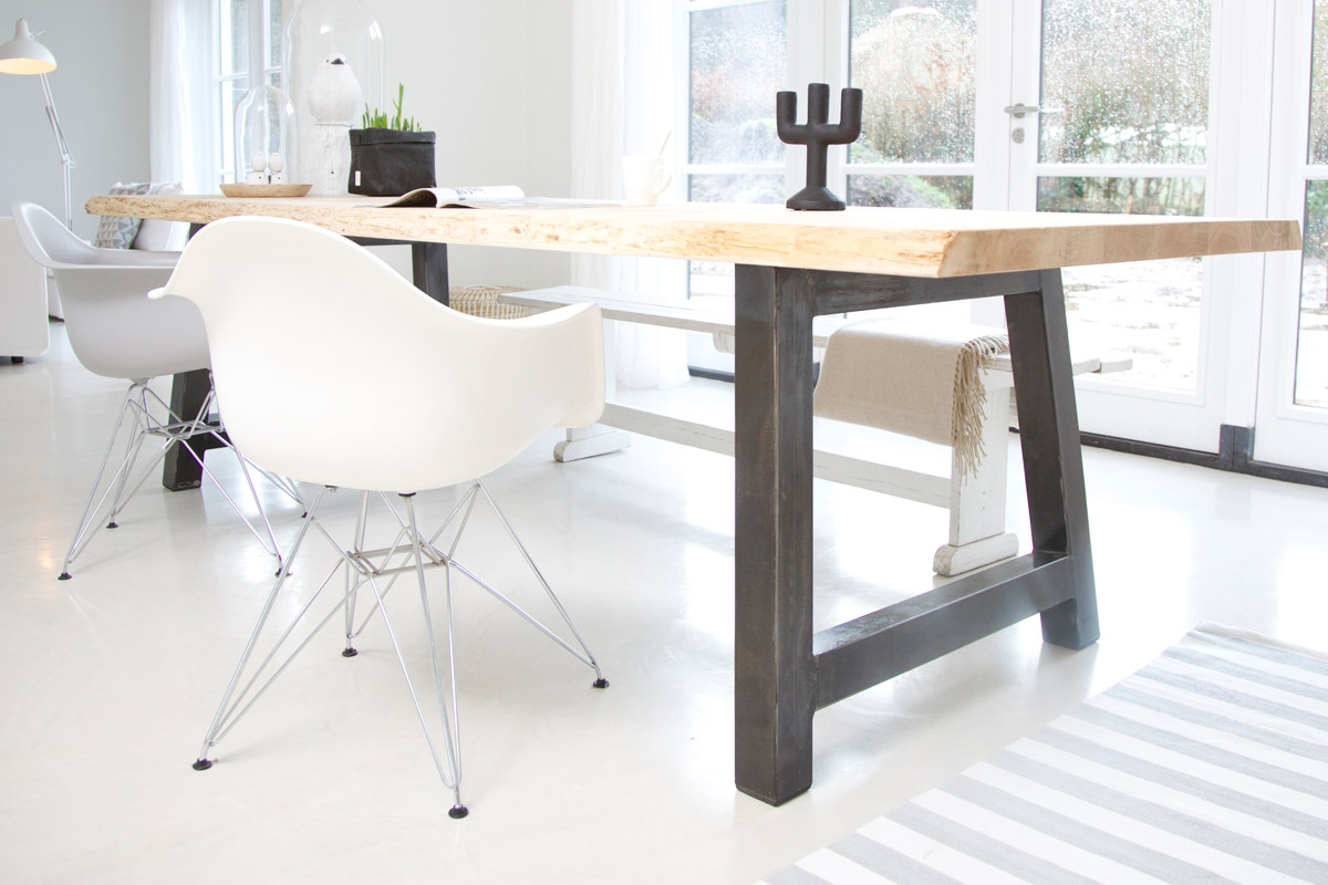 Welke type tafel past bij jouw interieur sfeer en living