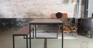 industriële meubels op maat