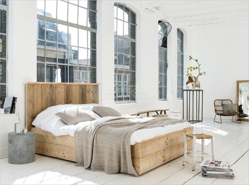 Het zonnetje in de slaapkamer - Sfeer en Living