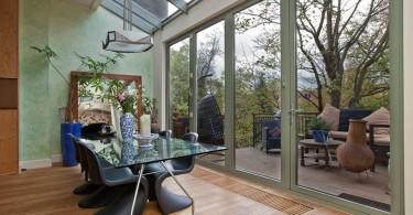 Design stoelen sfeer en living - Grote woonkamer design spiegel ...