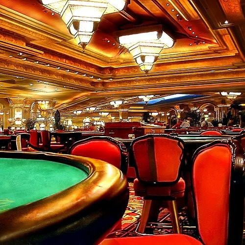 casino inrichting