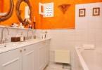 Ronde spiegel in badkamer-10