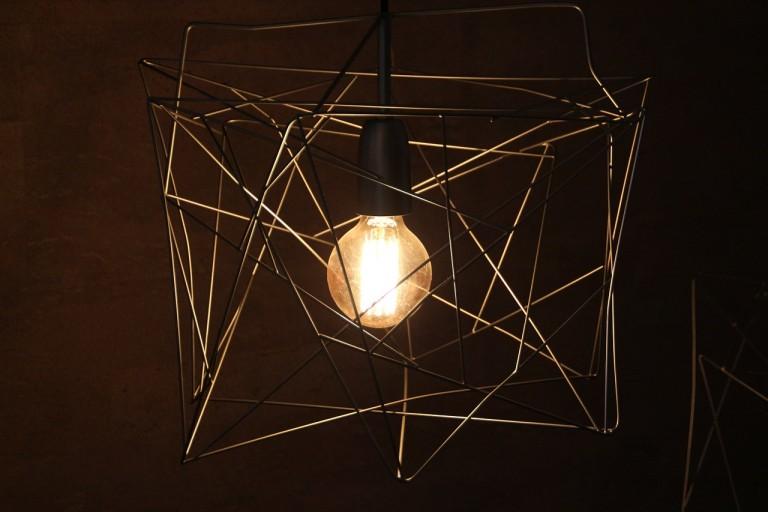 De nieuwe trend: draadlampen