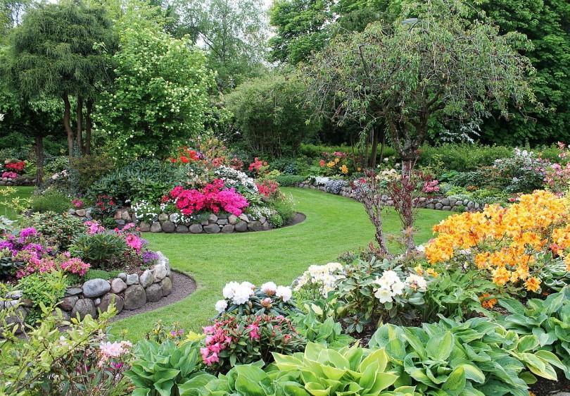 Planten In Tuin : Maak je tuin voorjaar klaar met planten en bloembakken sfeer en