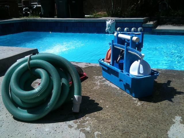 Is jouw zwembad al zomer klaar?