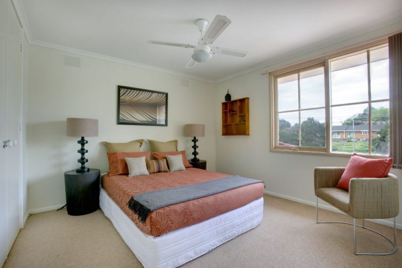 voor en nadelen van vloerbedekking in de slaapkamer