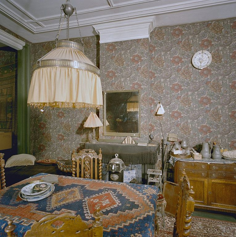 Welke behangsoort brengt de ideale sfeer in uw woonkamer? - Sfeer en ...
