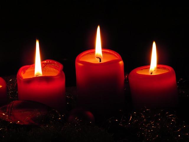 Drie redenen waarom kaarsen een goed alternatief voor lampen zijn