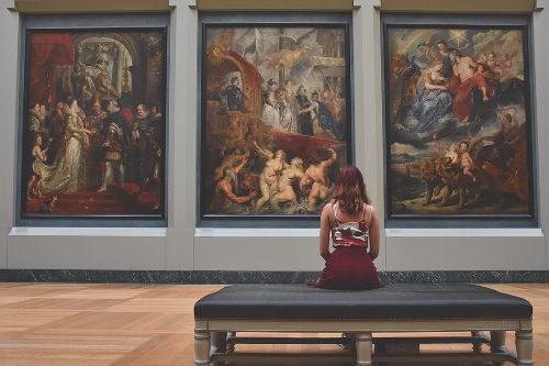 Welk schilderij past bij mij?