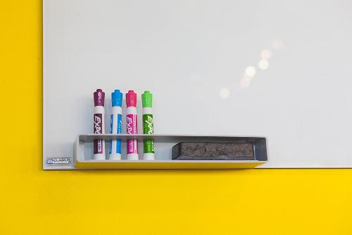 Glasborden als alternatief voor whiteboards