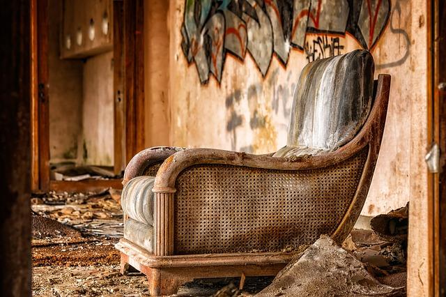 Wat te doen met je oude meubels?