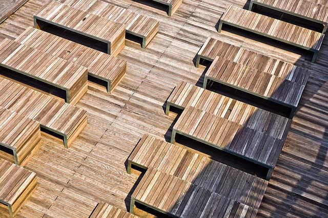 Zelf meubels maken van steigerhout