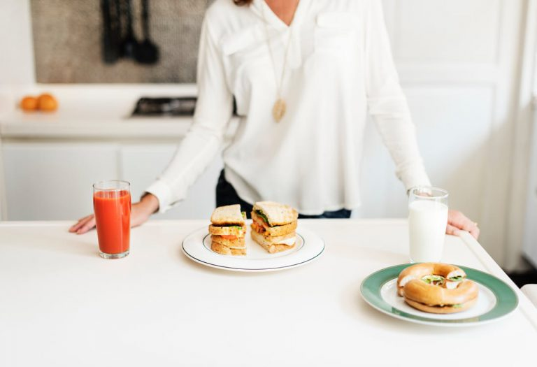 4 heerlijke lunch ideeën