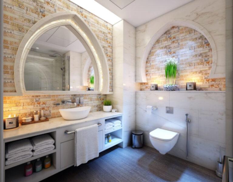 De badkamer waterdicht maken