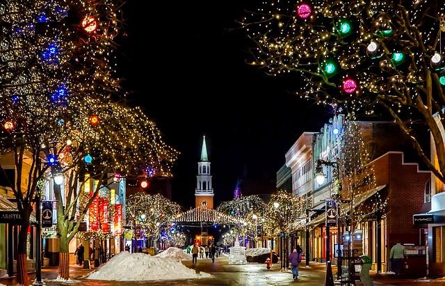 Trends op het gebied van kerstverlichting