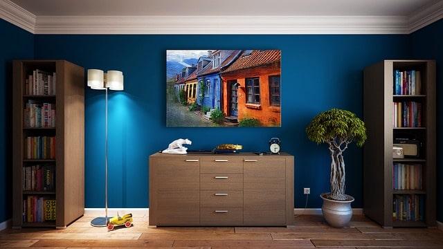 Tips om een klein appartement gezellig te maken