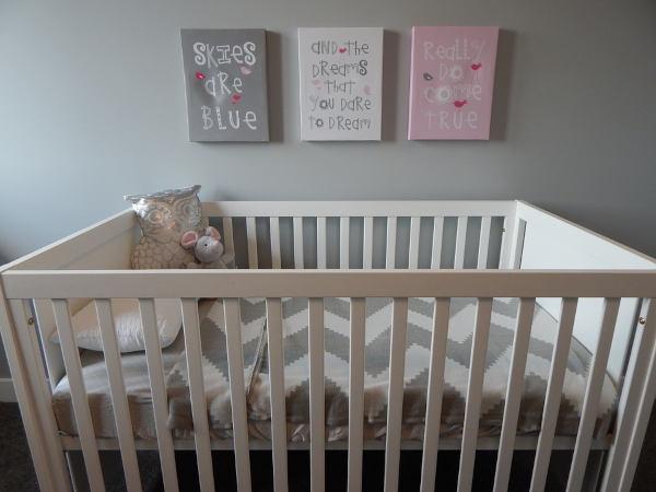 De leukste ideeën voor de babykamer