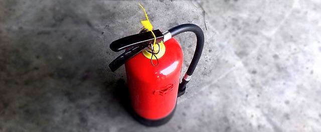 10 tips voor een brandveiligere woon omgeving