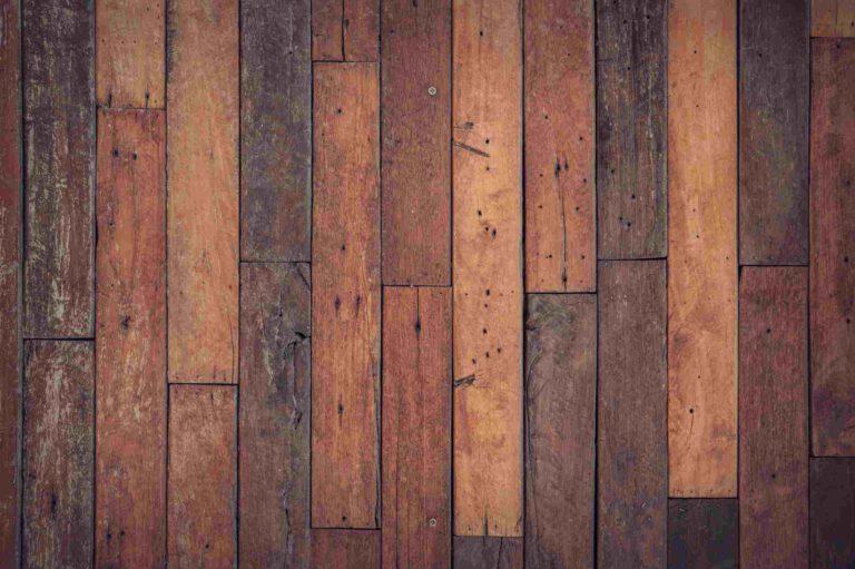 Ook je houten vloer moet je onderhouden!