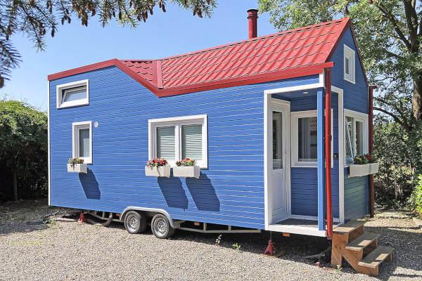 Wat is een tiny house? 3 inspirerende voorbeelden