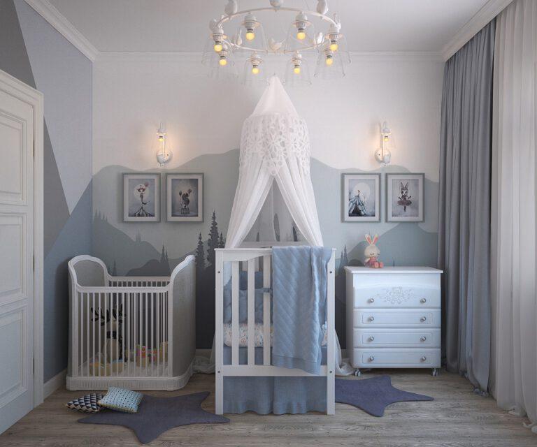 Inrichten van de babykamer: wat heb je nodig?