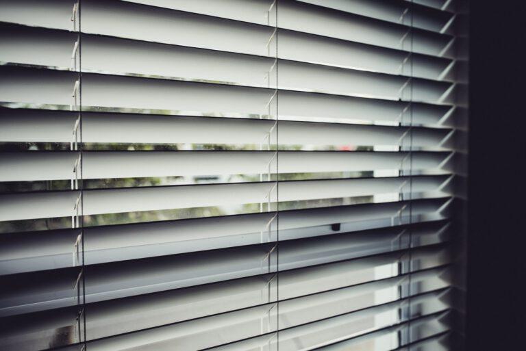 Verschillende soorten raamdecoratie; voor elke kamer wat