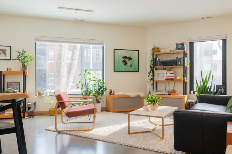 Hoe richt je een woonkamer in?