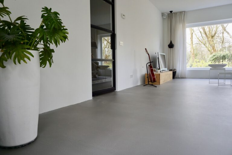 Wat is beton ciré?
