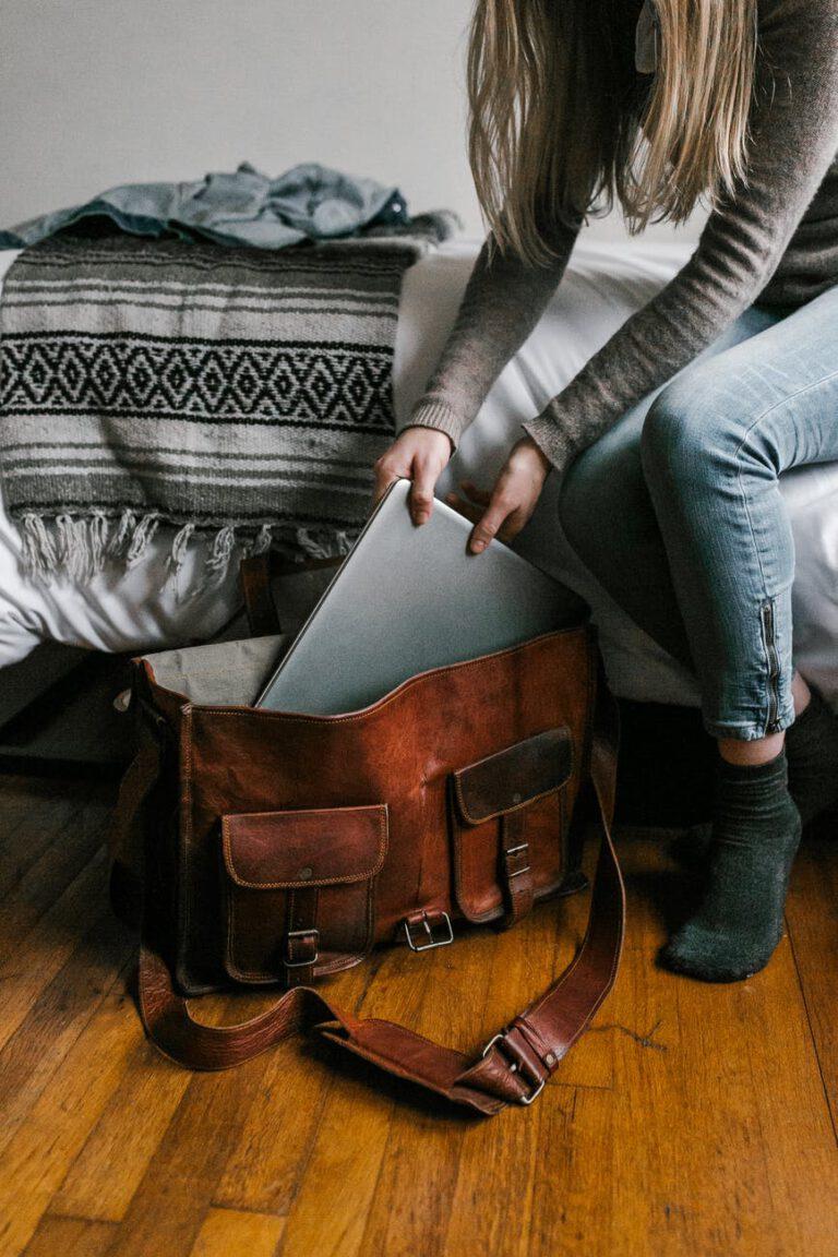 Hoe kies je een laptoptas die bij je past?