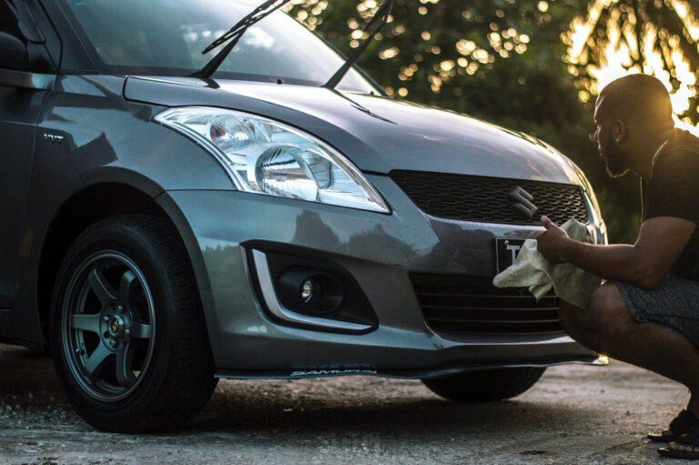 De grote voorjaarsschoonmaak van je auto: een schone auto in 4 stappen