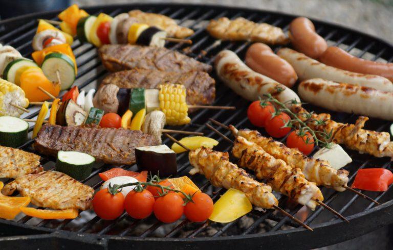 Zo bereid je je goed voor op een barbecuefeest