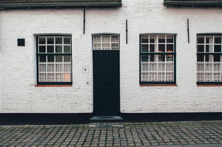 Isolerende achterdeuren aanschaffen