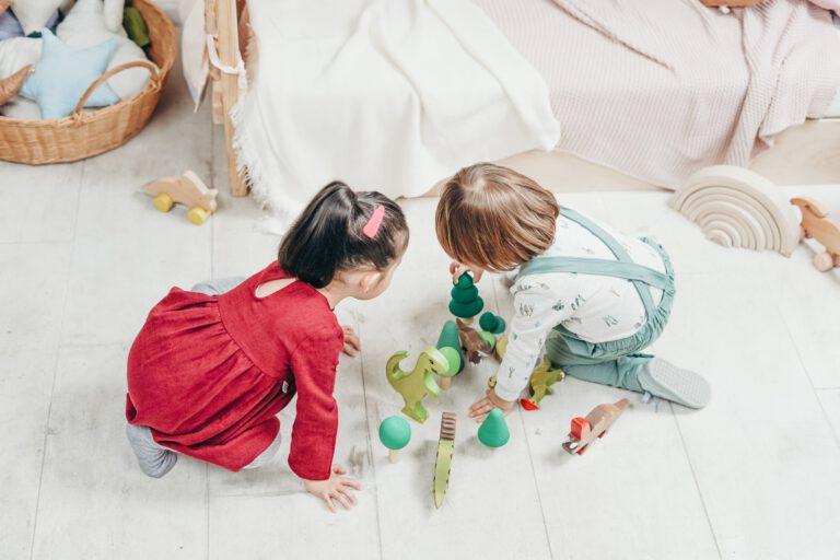 Wat is leuk speelgoed voor peuters?