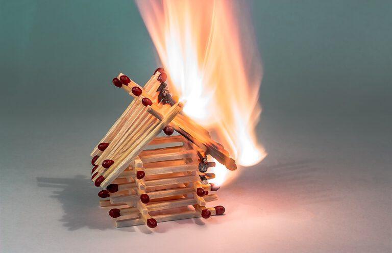 Voorkom brand in huis met deze tips